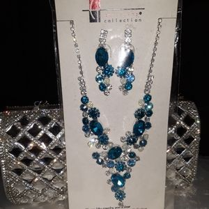 christino Collection Jewelry - Earring Necklace Set